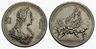 Silbermedaille 1745, v.P.Werner RÖMISCH-DEUTSCHES REICH Maria Theresia,... 335.23 CAN$  zzgl. 6.29 CAN$ Versand