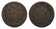 Ku.-Kreuzer 1800. RÖMISCH-DEUTSCHES REICH Franz II., 1792-1804. Kuriosu... 125.71 CAN$  zzgl. 6.29 CAN$ Versand