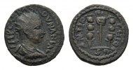Bronze Antiochia(Pisidien) RÖMISCHE KAISERZEIT Volusianus, 251-253. Seh... 167.62 CAN$  zzgl. 6.29 CAN$ Versand