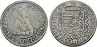 Taler o.J., Hall. RÖMISCH-DEUTSCHES REICH Erzherzog Ferdinand, 1564-159... 185,00 EUR  + 7,00 EUR frais d'envoi