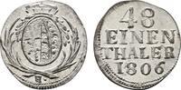 1/48 Taler (Sechser) 1806, H. SACHSEN Friedrich August III. (I.), 1763-... 167.62 CAN$  zzgl. 6.29 CAN$ Versand
