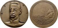 PERSONENMEDAILLEN Bronzegußmedaille Rilke, Rainer Maria. *1875 Prag, Ó1926 Val-Mont bei Montreux.