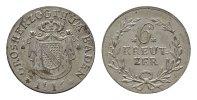 6 Kreuzer 1816. BADEN Karl Ludwig Friedrich, 1811-1818. Fast Stempelgla... 174.60 CAN$  zzgl. 6.29 CAN$ Versand