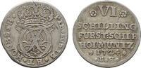 4 Schilling 1724, BH-Kiel. SCHLESWIG-HOLSTEIN Karl Friedrich, 1702-1739... 118.73 CAN$  zzgl. 6.29 CAN$ Versand