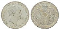 Ausbeutetaler 1854. SACHSEN Friedrich August II., 1836-1854. Fast vorzü... 223.49 CAN$  zzgl. 6.29 CAN$ Versand