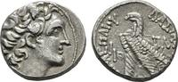 AV-Tetradrachme Jahr 19 Alexandria AEGYPTUS Ptolemaios XII., 80-51 v. C... 220,00 EUR  + 7,00 EUR frais d'envoi