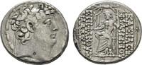 AR-Stater  SYRIA Philippos I., 93-83 v. Chr. Schön-Sehr schön  100,00 EUR95,00 EUR  zzgl. 4,50 EUR Versand