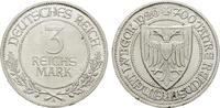 3 Reichsmark 1926, F. WEIMARER REPUBLIK  Vorzüglich-stempelglanz.  216.50 CAN$  zzgl. 6.29 CAN$ Versand