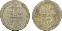 Kreuzer 1809. WÜRTTEMBERG Friedrich II. (I.), 1797-1806-1816. Sehr schö... 121,23 SGD 80,00 EUR  zzgl. 6,82 SGD Versand