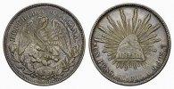 MEXIKO 1 Peso Republik.