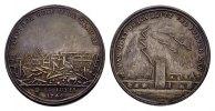 Silbermedaille 1749. SCHLESIEN  Hübsche Patina.Vorzüglich +  265,18 SGD 175,00 EUR  zzgl. 6,82 SGD Versand