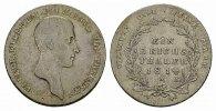 BRANDENBURG-PREUSSEN Taler Friedrich Wilhelm III., 1797-1840.