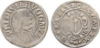 Groschen 1658, Halberstadt. BRANDENBURG-PREUSSEN Friedrich Wilhelm, der... 80,00 EUR  +  7,00 EUR shipping