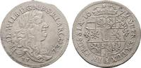 1/3 Taler 1672, TT -  Königsberg. BRANDENBURG-PREUSSEN Friedrich Wilhel... 530,36 SGD 350,00 EUR  zzgl. 6,82 SGD Versand