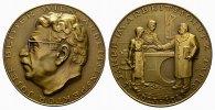 NUMISMATIKER Bronzemedaille (Welz) Beisser, Josef.