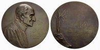 Bronzemedaille (B.Marschall) 1900. ITALIEN Leo XIII., 1878-1903. Vorzüg... 130,00 EUR  +  7,00 EUR shipping