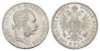2 Gulden 1875. KAISERREICH ÖSTERREICH Franz Josef I., 1848-1916. Fast S... 424,29 SGD 280,00 EUR  zzgl. 6,82 SGD Versand