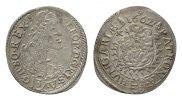 3 Kreuzer 1662, KB-Kremnitz. RÖMISCH-DEUTSCHES REICH Leopold I., 1657-1... 136,38 SGD 90,00 EUR  zzgl. 6,82 SGD Versand