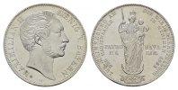 Doppelgulden 1855. BAYERN Maximilian II., 1848-1864. Stempelglanz- /  S... 145,00 EUR  + 7,00 EUR frais d'envoi
