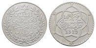 10 Dirhams AH 1329. MAROKKO Al-Hafiz , AH 1325-1330 (1907-1912). Vorzüg... 167.62 CAN$  zzgl. 6.29 CAN$ Versand
