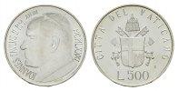 ITALIEN 500 Lire Johannes Paul II., 1978-2005.