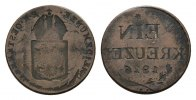 1 Kreuzer 1816, A-Wien. RÖMISCH-DEUTSCHES REICH Franz II., 1792-1835. K... 227,30 SGD 150,00 EUR  zzgl. 6,82 SGD Versand