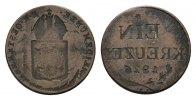 1 Kreuzer 1816, A-Wien. RÖMISCH-DEUTSCHES REICH Franz II., 1792-1835. K... 209.52 CAN$  zzgl. 6.29 CAN$ Versand