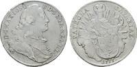 Madonnentaler 1777. BAYERN Maximilian III. Joseph, 1745-1777. Rs. Minim... 90,00 EUR  +  7,00 EUR shipping