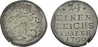 1/24 Taler 1760. SACHSEN Ernst Friedrich Karl, 1745-1780. Kl. Schrötl.R... 125.71 CAN$  zzgl. 6.29 CAN$ Versand