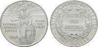 1 Dollar 1996, S-San Francisco. USA  Stempelglanz in Kapsel.  110,00 EUR  + 7,00 EUR frais d'envoi