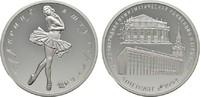 Silbermedaille (3 Rubel Größe) 1994 RUSSLAND Ballerina / Münzkongress S... 189,41 SGD 125,00 EUR  zzgl. 6,82 SGD Versand
