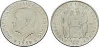 5 Kronen 1959 SCHWEDEN Gustav VI. Adolf, 1950-1973. Stempelglanz  10,00 EUR  zzgl. 4,50 EUR Versand