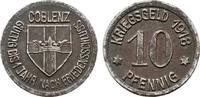10 Pfennig 1918. RHEINPROVINZ  Vorzüglich +.  3,00 EUR  zzgl. 4,50 EUR Versand