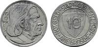 10 Pfennig 1921. RHEINPROVINZ  Etwas fleckig. Fast Vorzüglich.  4,00 EUR  zzgl. 4,50 EUR Versand