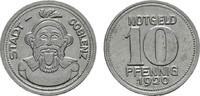 10 Pfennig 1920. RHEINPROVINZ  Vorzüglich +.  3,00 EUR  zzgl. 4,50 EUR Versand