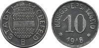 10 Pfennig 1918. RHEINPROVINZ  Sehr schön.  3,00 EUR  zzgl. 4,50 EUR Versand