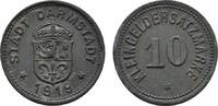 10 Pfennig 1919. HESSEN  Vorzüglich.  3,00 EUR  zzgl. 4,50 EUR Versand