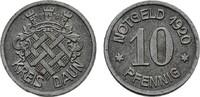 10 Pfennig 1920. RHEINPROVINZ  Vorzüglich.  10,00 EUR  zzgl. 4,50 EUR Versand