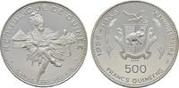 500 Francs 1969. GUINEA Republik. Polierte Platte.  60,00 EUR  zzgl. 4,50 EUR Versand