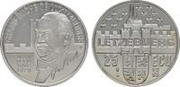 25 Ecu 1993. LUXEMBURG Henri, seit 2000. Polierte Platte.  20,00 EUR  zzgl. 4,50 EUR Versand