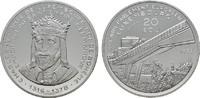 20 Ecu 1992. LUXEMBURG Jean, 1964-2000. Polierte Platte.  22,00 EUR  zzgl. 4,50 EUR Versand
