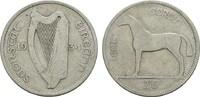 1/2 Crown 1934. GROSSBRITANNIEN Freistaat, 1922-1937. Sehr schön  8,00 EUR  zzgl. 4,50 EUR Versand