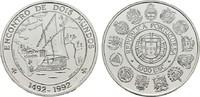 1000 Escudos 1992. PORTUGAL  Polierte Platte  20,00 EUR  zzgl. 4,50 EUR Versand