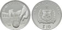 10 Tala 1992. SAMOA ISLANDS  Polierte Platte  20,00 EUR  zzgl. 4,50 EUR Versand