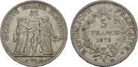 FRANKREICH 5 Francs 3. Republik, 1870-1940.