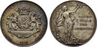 Silbermedaille (Oertel) o.J. (mit Gravur 1912) KAISERREICH  Schöne Pati... 140,00 EUR  +  7,00 EUR shipping