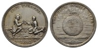 Satirische Silbermedaille (v.M.Brunner) 1710. RÖMISCH-DEUTSCHES REICH J... 550,00 EUR  + 7,00 EUR frais d'envoi