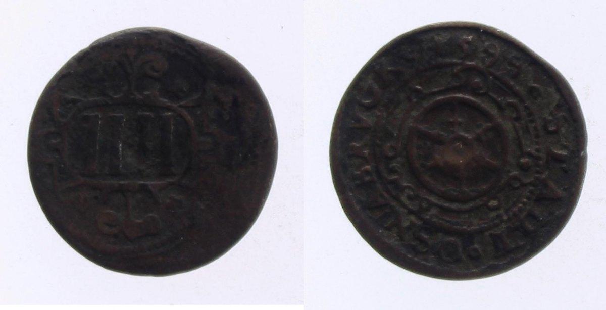 4 Pfennig 1599 Osnabrück, Std. s+