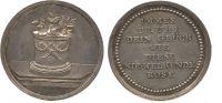 Brandenburg-Preußen Silbermedaille Silbermedaille