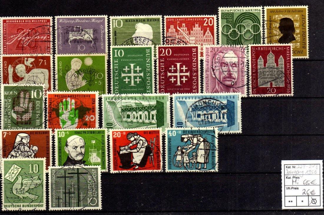 Deutschland 1956
